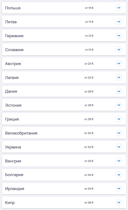 Лоукостеры из Киева в мае 2020