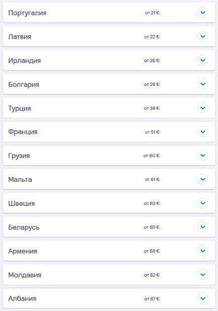 Лоукостеры из Украины в июле 2020